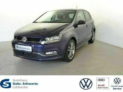 gebraucht VW Polo 1.4 TDI Allstar LED+ACC+NAVI+KAMERA