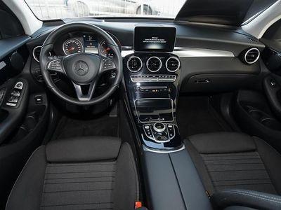 gebraucht Mercedes GLC220 d 4MATIC Navi Park-Assist ILS-LED