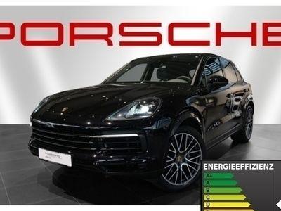 gebraucht Porsche Cayenne 3.0 Rückfahrkamera 21-Zoll