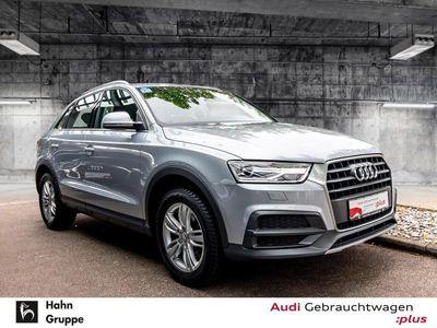 gebraucht Audi Q3 2.0TDI Design EU6 Navi GRA AHK-Vorb Xen