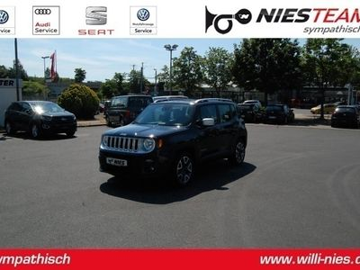 gebraucht Jeep Renegade Limited Navi Klima Shzg GRA