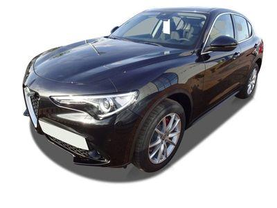 gebraucht Alfa Romeo Stelvio Super 2.2 Diesel AT8 Q4 Xenon/SHD/NAVI