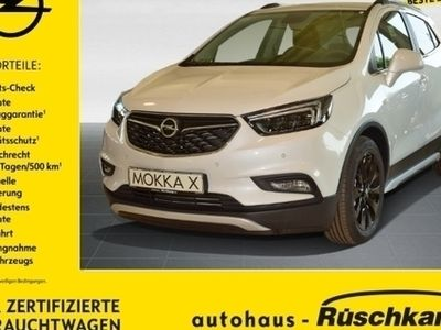 gebraucht Opel Mokka X Innovation 1.4 Turbo OPC-Line Navi SHZ Klimatronic