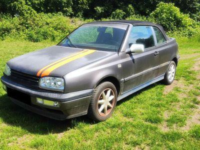gebraucht VW Golf Cabriolet Cabrio 1.8