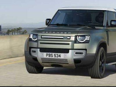 gebraucht Land Rover Defender 110 #DEMO PACK, Vorführwagen, bei MGS Motor Gruppe Sticht GmbH & Co. KG