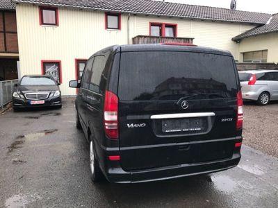 gebraucht Mercedes Viano 2.2 CDI Ambiente lang,Leder,Pan-Dach,Xenon