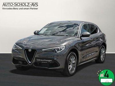 gebraucht Alfa Romeo Stelvio 2.0 Rückfahrkamera