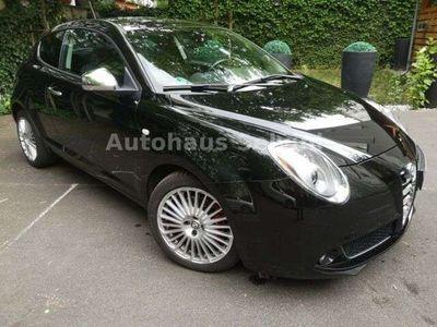 gebraucht Alfa Romeo MiTo Turismo-Navi-Autom.