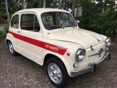 gebraucht Fiat 500 600 bj. 1966 Abarth 770 Motor850 1000