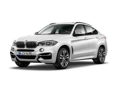 käytetty BMW X6 M50d