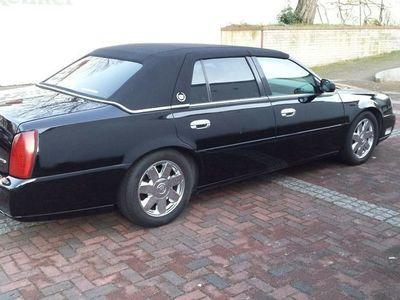 gebraucht Cadillac Deville - DTS - 4,6 V8 TÜV 09-21 Sehr vieles neu