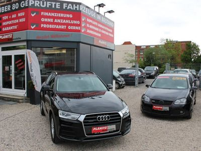 gebraucht Audi Q3 sport quattro/Navi/Xenon/Tempomat/Bluetooth