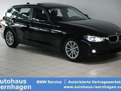 gebraucht BMW 316 d Touring Advantage Navi LED Panorama PDC Alu
