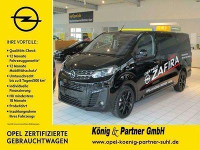 gebraucht Opel Zafira Life L Tourer 2.0 D 177 PS AUTOMATIK
