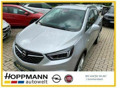 gebraucht Opel Mokka X Ultimate 4x4 1.4,Leder,LED,Navi,Rückfahrkam.