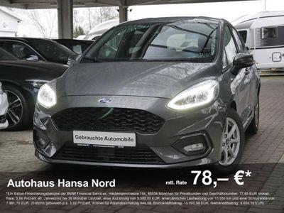 gebraucht Ford Fiesta 1.0 EcoBoost ST-Line ALU NAVI SHZ