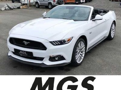 gebraucht Ford Mustang GT Convertible 5.0 Ti-VCT V8 Aut.