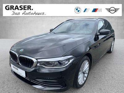 gebraucht BMW 520 d Touring Sportline Head-Up Keyless DAB