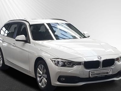 gebraucht BMW 320 d xDrive Touring Adv. Aut. Sports. Navi LED