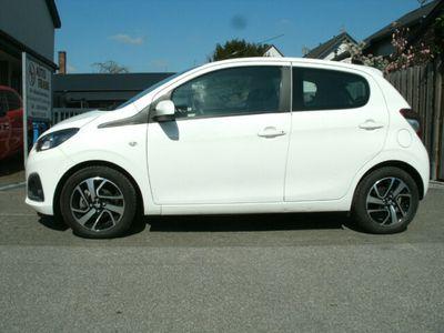 gebraucht Peugeot 108 Allure Servo Klima 5 Türen Euro 6