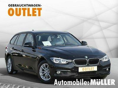 gebraucht BMW 320 - d Touring xDrive Automatik