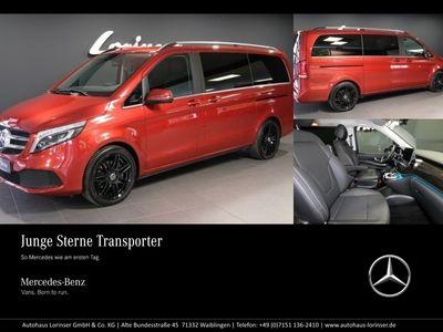 gebraucht Mercedes V250 d L Avantgarde Edition STANDHZ/COMAND/360°