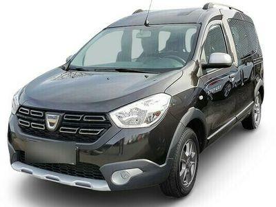 gebraucht Dacia Dokker Stepway TCe 115 N1 Sitzheizung+Navi