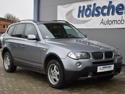 gebraucht BMW X3 2.0d,Panoramadach,Parks,V&H,Sitzh,AHK,LM,Felg als SUV/Geländewagen/Pickup in Nordkirchen
