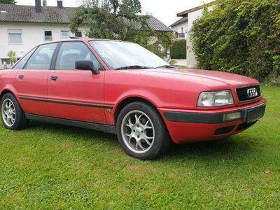 gebraucht Audi 80 B4 2.0 Automatik Tüv 02/22 guter Z...