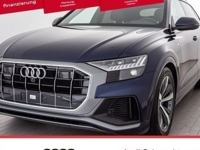 gebraucht Audi Q8 50 TDI qu.tiptr. HUD LED STDHZG