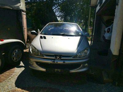 gebraucht Peugeot 206 CC Verkaufe