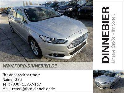 gebraucht Ford Mondeo Titanium 1.5EB |*LED*Park-Assist*Sitzheiz*| Gebrauchtwagen, bei Autohaus Dinnebier GmbH