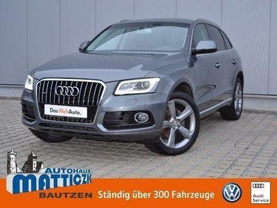 gebraucht Audi Q5 2.0 TDI EU6 quattro XENON/DESIGN-PAKET/20-ZOLL/AP