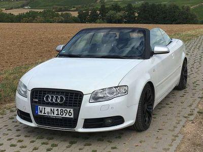 gebraucht Audi A4 Cabriolet 2.0 TFSI multitronic, HU 8/22