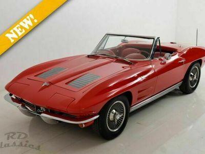 gebraucht Corvette C2 Convertible als Cabrio/Roadster in Emmerich