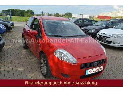 käytetty Fiat Grande Punto 1.4 8V Dynamic Klima
