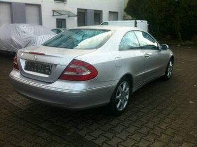 gebraucht Mercedes 170 clk 2.7 cdigrune plakette