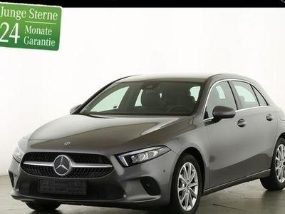 gebraucht Mercedes A180 Progressive+LED+MBUX+Widescreen+Sitzhzg.+