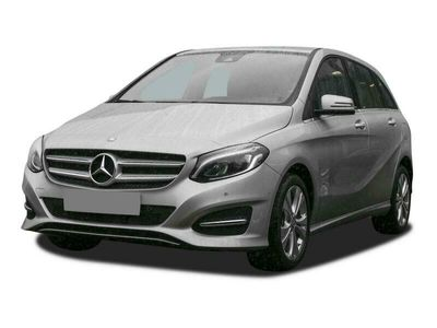gebraucht Mercedes B250 B 250Urban LED AHK Kamera Totw. Klima Sitzhzg.