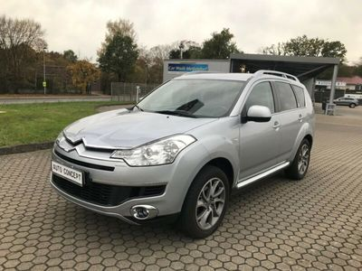 used Citroën C-Crosser FAP DCS Exclusive