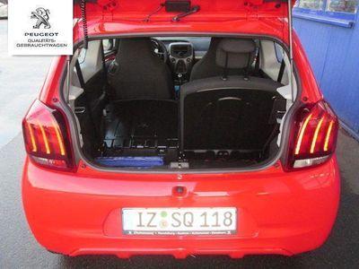 gebraucht Peugeot 108 1.2 VTi Active