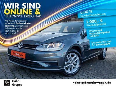 gebraucht VW Golf VII Comfortline VII 1.0TSI Comf Navi Sitzh Einparkh Climatr