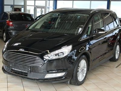 gebraucht Ford Galaxy 2.0 TDCi Bi-Turbo Aut. Titanium*LED*