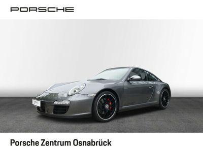 used Porsche 911 Carrera GTS 997 Sport-Chrono Schiebedach BOS