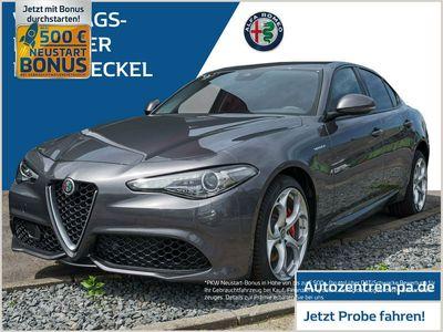 gebraucht Alfa Romeo Giulia Veloce /Xenon/Navi/Leder/ACC/ab 289 EUR