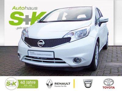gebraucht Nissan Note Ascenta 1.2 Klimaautomatik