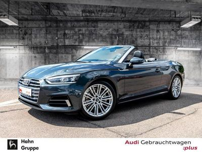 gebraucht Audi A5 Cabriolet 2.0TFSI Sport S-trc Virtual GRA AHK-Vorb