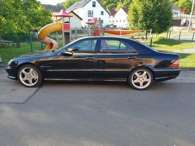 gebraucht Mercedes S55 AMG AMG L