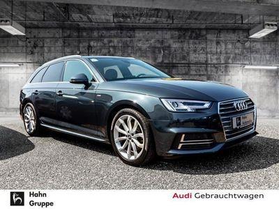 gebraucht Audi A4 Avant 1.4TFSI EU6 sport s-line LED Navi Tempo