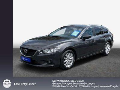 gebraucht Mazda 6 2.2 Kombi Center-Line